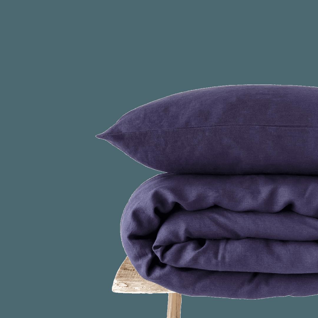 Blue linen 2